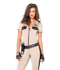 Deputy Patdown kostume