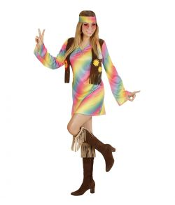 Hippie kostume