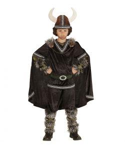 Viking kostume til børn