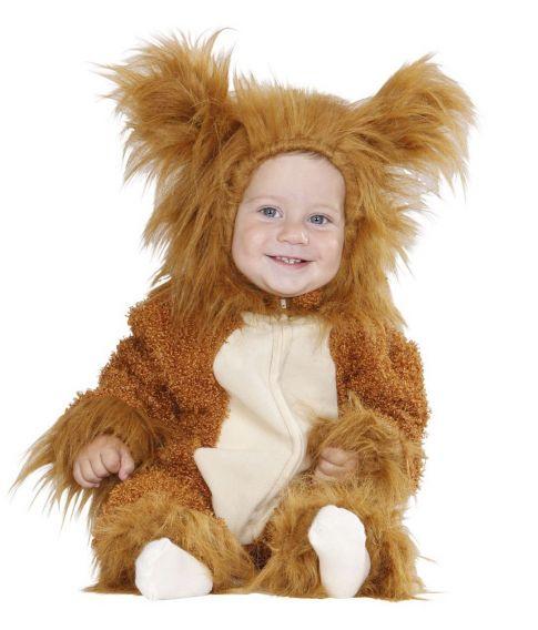 Løve kostume