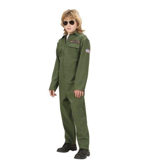 Fighter Jet Pilot kostume