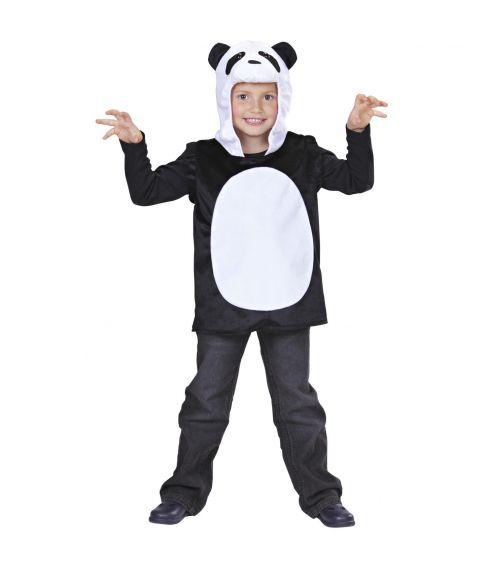 Panda poncho