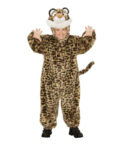 Leopard kostume