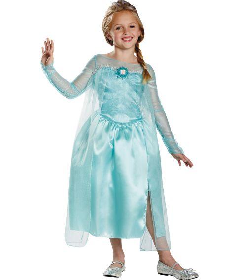 Frost Elsa kostume