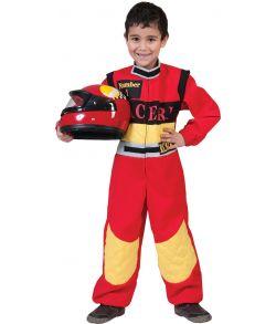 Racerkører kostume