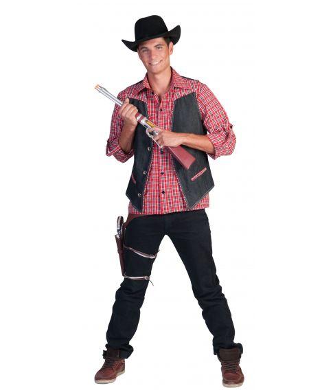 Cowboyskjorte