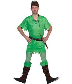 Peter Pan kostume