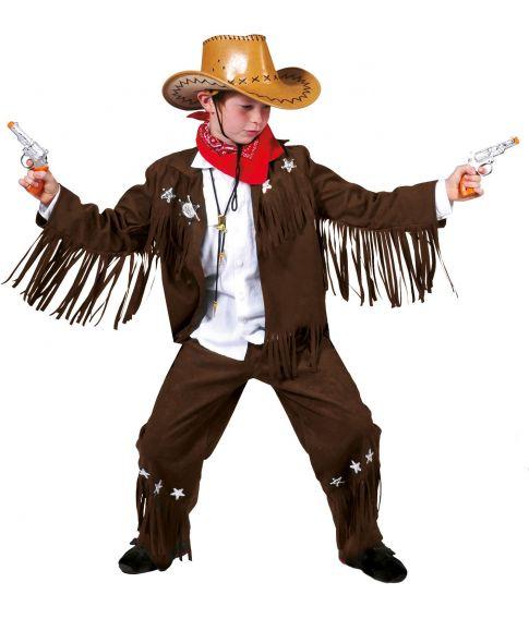 Cowboy kostume Bud