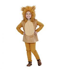Løve poncho