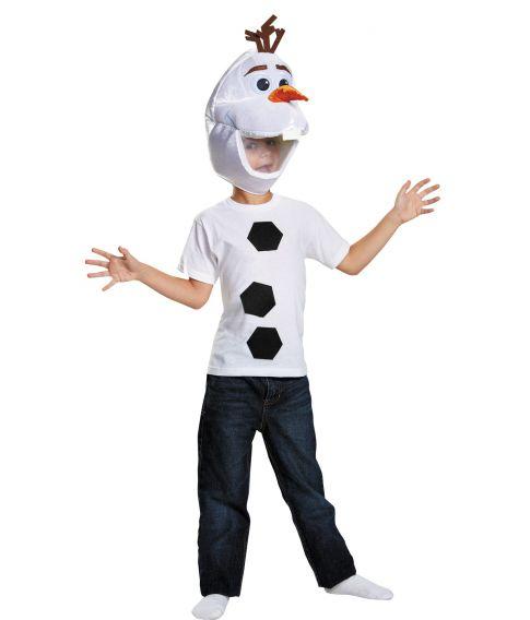 Frost Olaf udklædning
