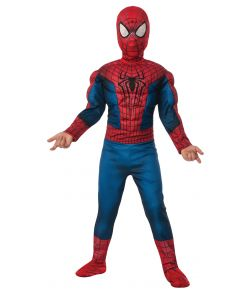 Spiderman 2 kostume