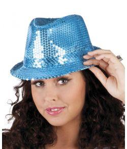 Popstar Sequins, lyseblå