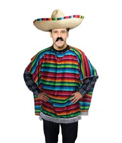 Mexicansk Poncho