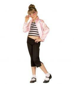 Pink Ladies kostume til børn