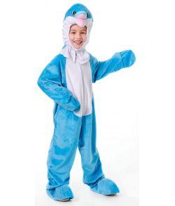 Delfin kostume