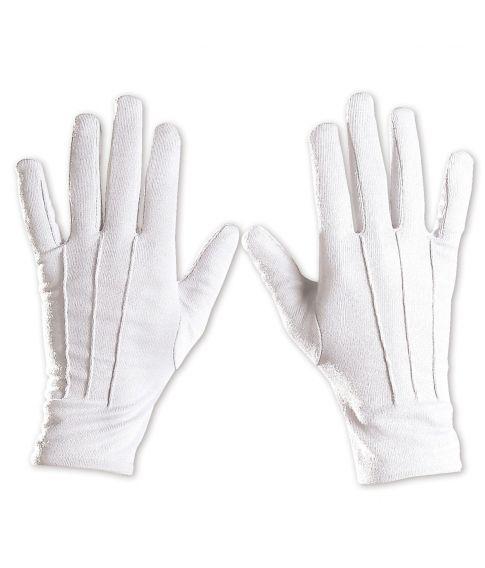 Hvide handsker, korte