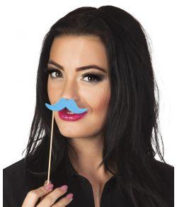 Moustache på pind
