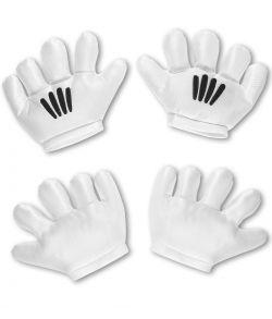 Tegneserie handsker