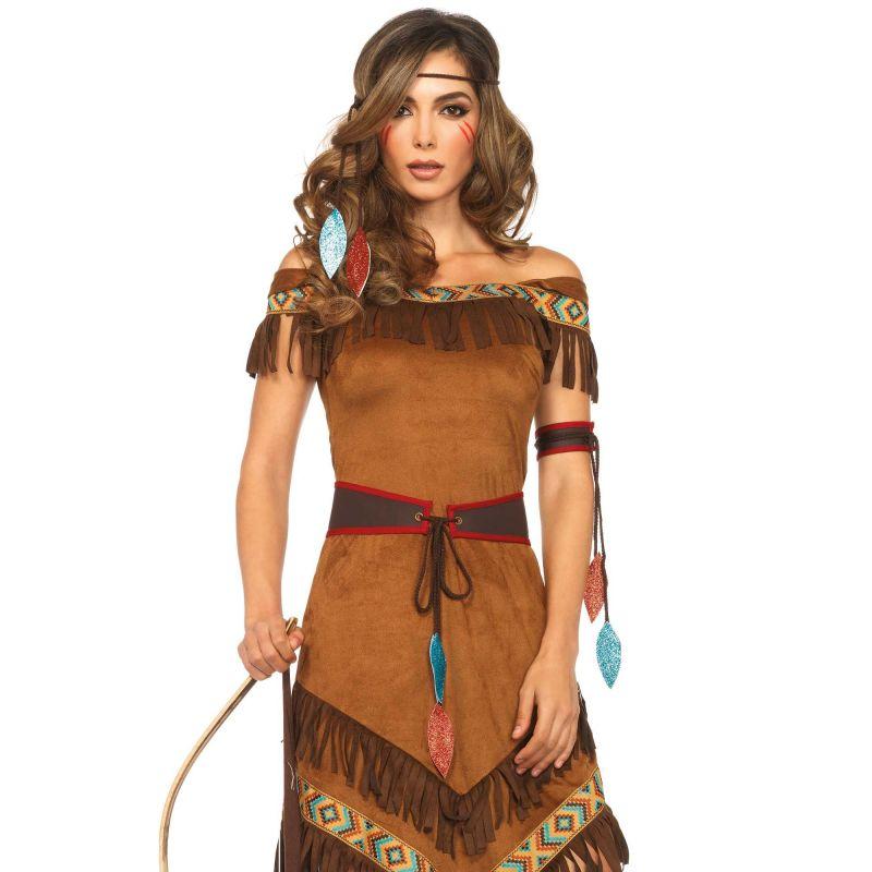 indianer hår