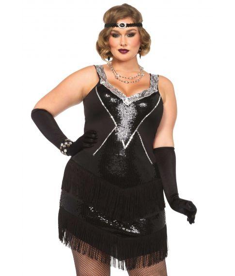 Glamour Flapper kostume