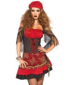 Mystic Vixen Sigøjner kostume