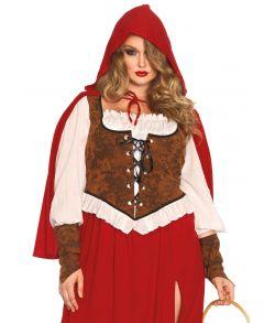 Woodland Rødhætte kostume