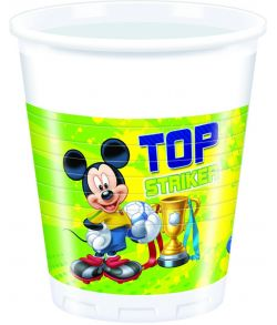 Mickey Mouse Goal krus