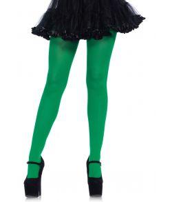 Grønne strømpebukser XL