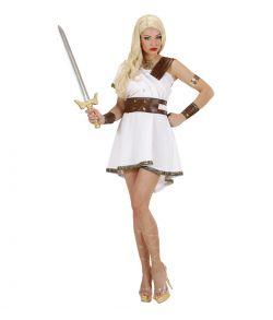 Olympia Warrior kostume