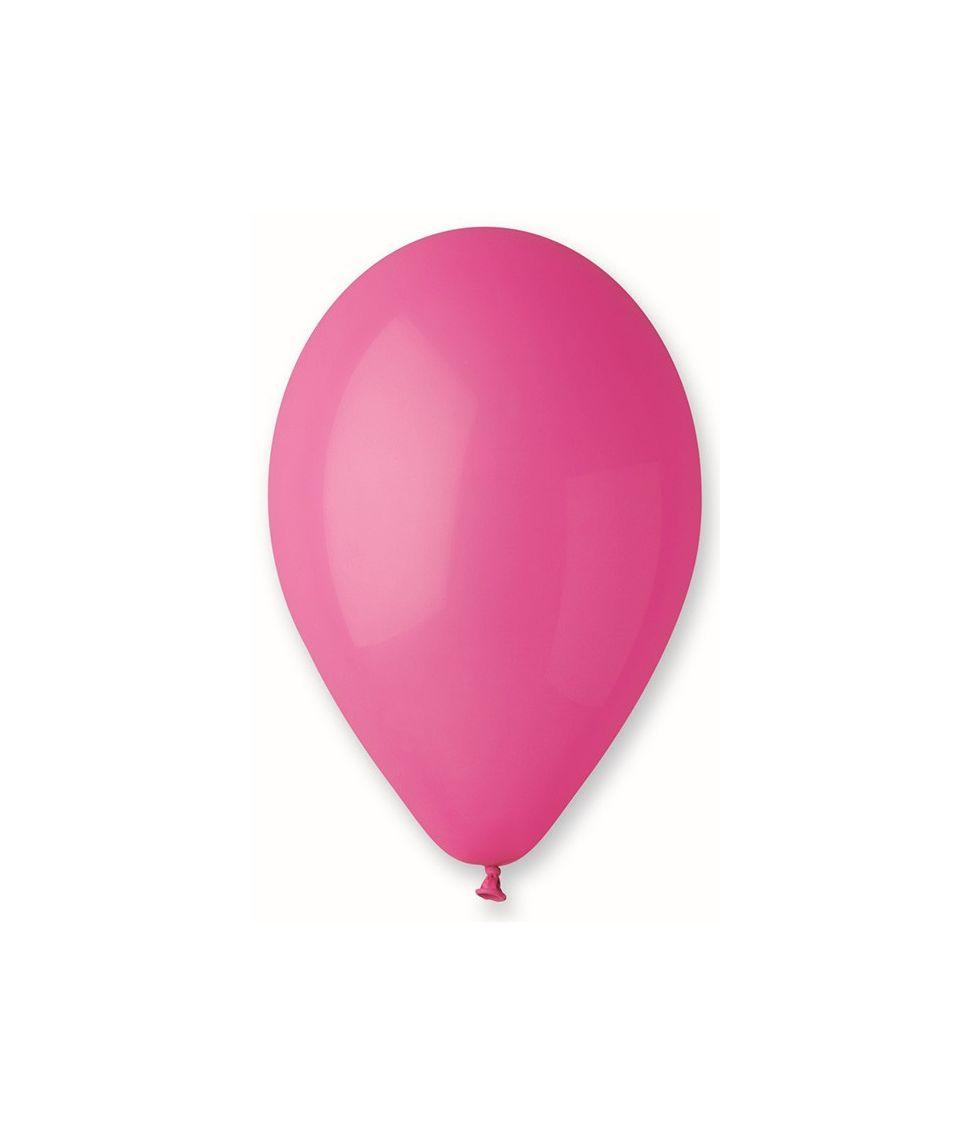 Fuchsia ballon