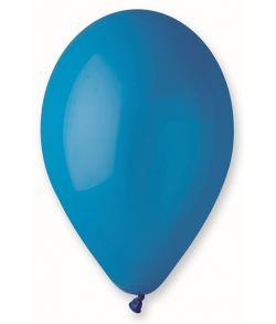 Blå ballon