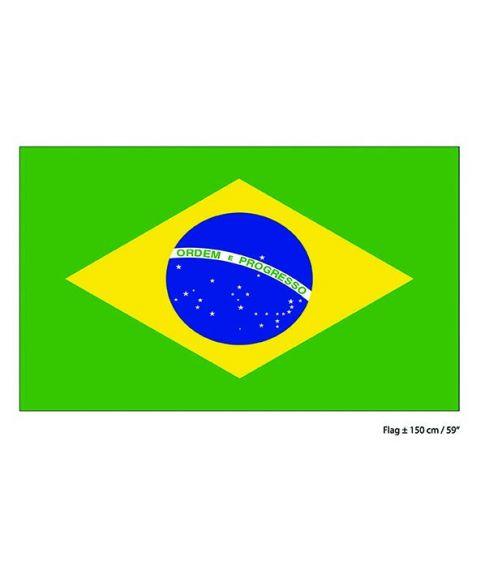Flag Brasilien