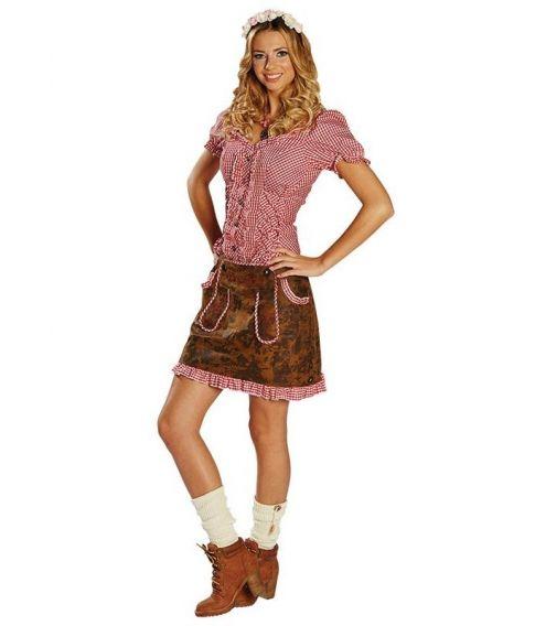 Oktoberfest nederdel