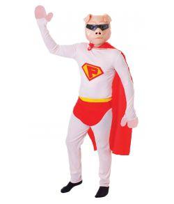Supergris kostume