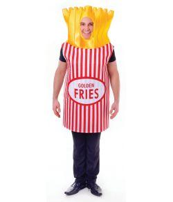 Pomfritter kostume