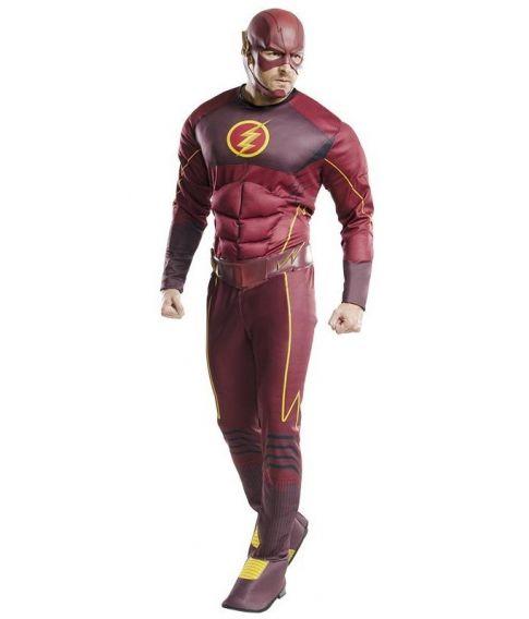 Flash kostume - Lynet