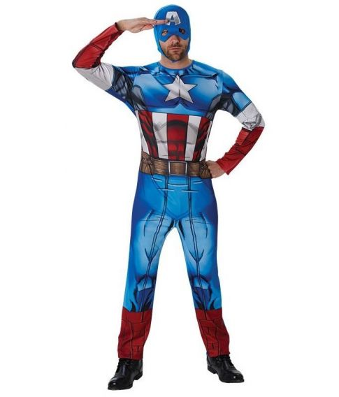 Captain America kostume