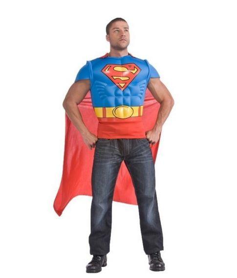 Superman udklædning