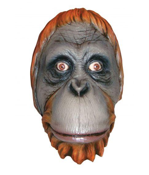 Orangutang maske