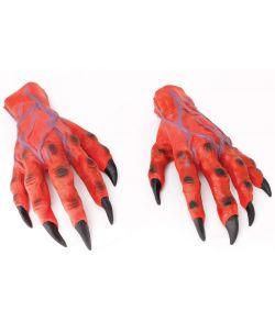 Røde djævlehænder