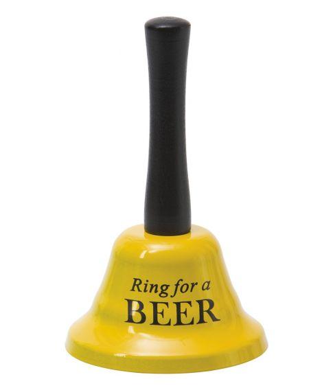 Klokke - Ring for øl