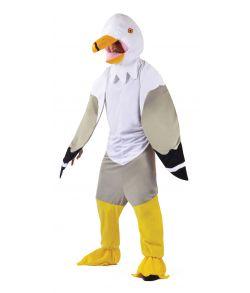 Måge kostume