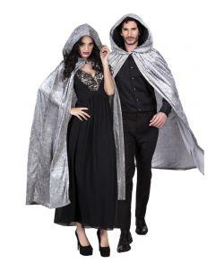 Sølvgrå kappe