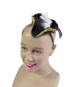 Pirathat på hårbøjle