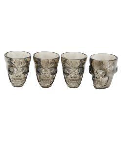 Kranie shotglas, 4 stk.