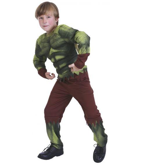 Hulk kostume