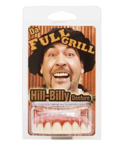 Full Grill - Billy Bob tænder