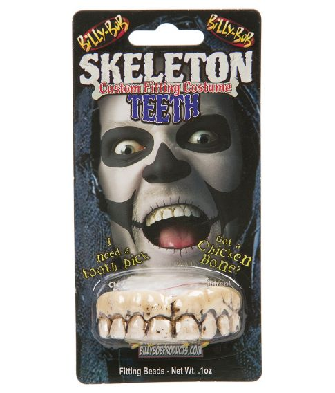 Skeleton - Billy Bob tænder