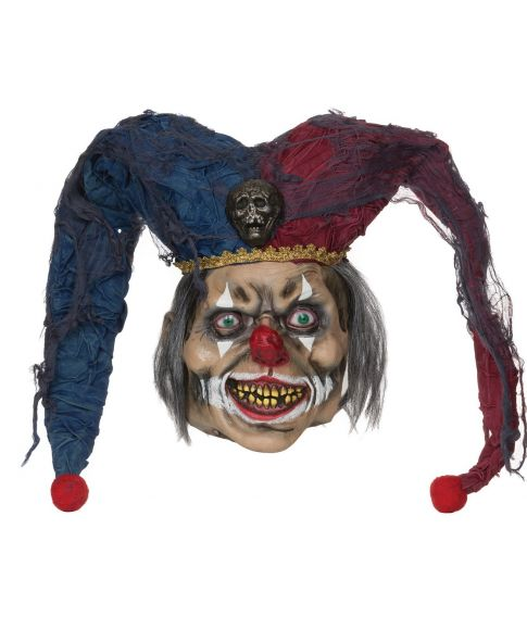 Uhyggelig nar maske