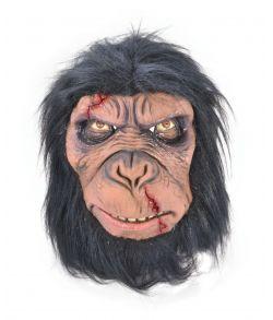 Zombie Chimpanse maske